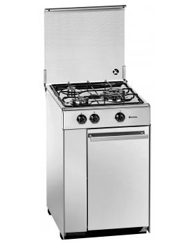 Cocina Meireles 5302 DV X INOX