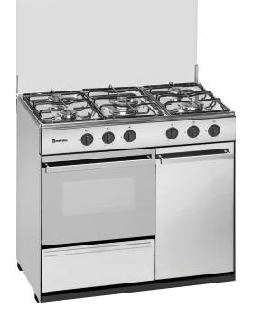 Cocina Meieles G2950 DV X INOX