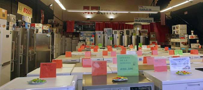 Electrodomésticos Baratos en Euskadi en Elekma