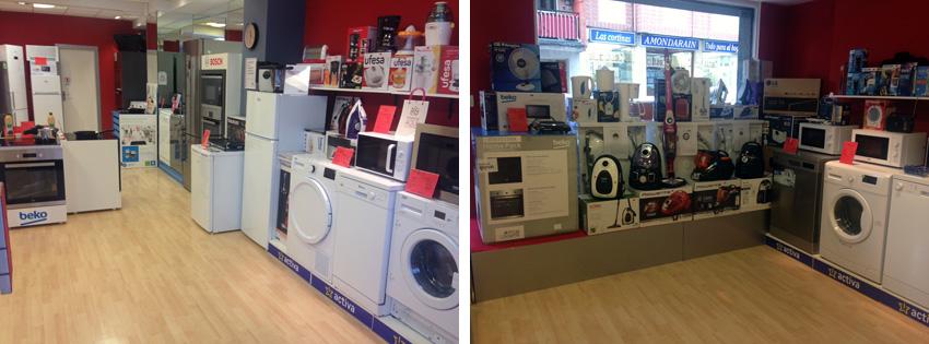 Nueva tienda Elekma en Santurtzi